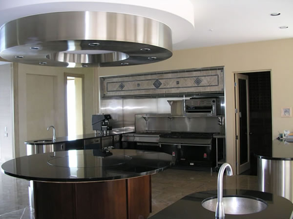 Stainless Soffit Cover Backsplash Counter Fascias